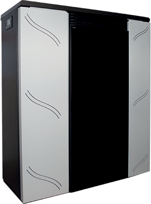 Eta Energy | Termostufa EE 20 kW bianca